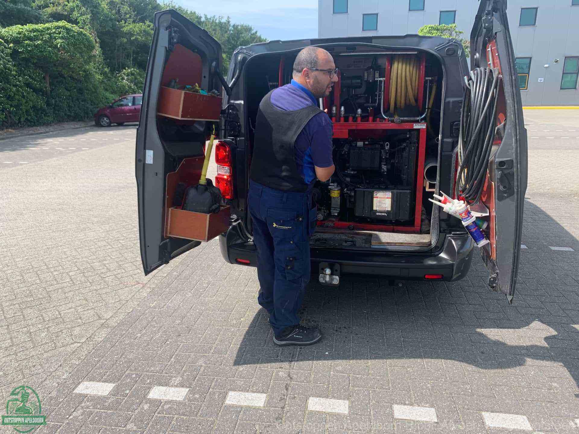 Loodgieter Apeldoorn Ontstopping