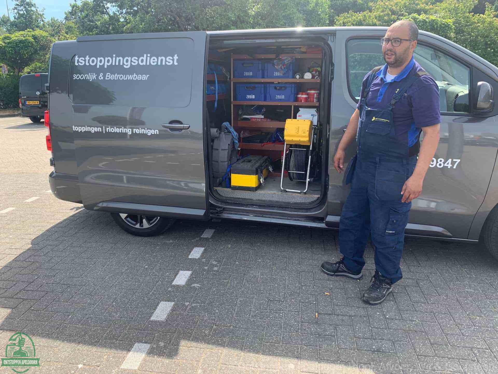 Ontstoppingsdienst Apeldoorn